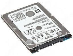 Hdd laptop hitachi HGST 1 TB, 2.5`,  noi, garantie 6 luni foto