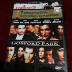XXP DVD FILM GOSFORD PARK - Film actiune Altele, Romana