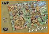 Set soldati Gurkhas  WW II  scara 1:72