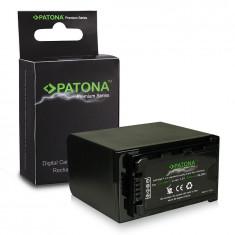 Premium Acumulator pt Panasonic VW-VBD78, AJ-PX298MC, HDC-MDH2GK, marca Patona,
