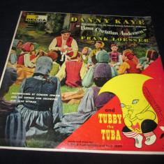 "Danny Kaye - Sings Selections from ""Hans Christian Andersen""_vinyl,LP,Decca(SUA), VINIL, decca classics"