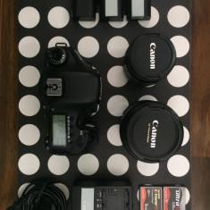Oferta Pachet Dslr Canon 7D - Aparat Foto Canon EOS 7D