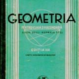 Gr. Orasanu geometrie pentru clasa 2a secundara - Carte Matematica
