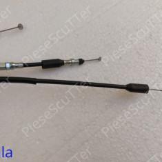 Cablu Acceleratie Bifurcat Scuter Yamaha - Piaggio - Aprilia - MBK 2T - Cablu Acceleratie Moto