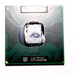 Procesor Intel Pentium Core Duo T2300E 1.6 GHz 2 MB L2 LF80539GF0282ME - Procesor laptop