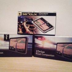 Gps Serioux 4.3 5 7 Inch Nou Full Europa Produse NOI Harti Actualizate, 7 inch, Toata Europa