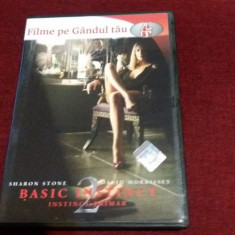 XXP DVD FILM BASIC INSTINCT 2 - Film romantice Altele, Romana