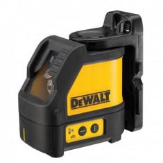 Nivela Laser linie in cruce DeWalt DW088K, 4, 5 V 3 x baterie tip AA, 1/4