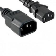 Pachet 100 x Cablu Prelungitor Alimentare UPS Calculatoare C14 la C13