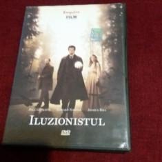 XXP DVD FILM ILUZIONISTUL - Film drama Altele, Romana