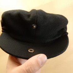 Sapca Kangol Malverin Made in Great Britain; marime XL; 80% lana, 20% poliamida - Sapca Barbati, Marime: Alta, Culoare: Din imagine