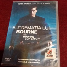 XXP DVD FILM SUPREMATIA LUI BOURNE - Film actiune Altele, Romana