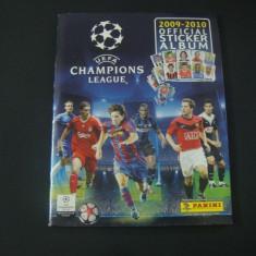 Album complet Panini UEFA Champions League 2009 – 2010