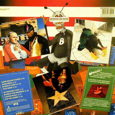 Blowfly - Blowfly For President (1988, BCM) Disc vinil album original, hip-hop - Muzica Hip Hop