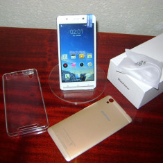 Vand Smartphone Blackview A8 Gold, Auriu, 8GB, Neblocat, Quad core, 1 GB