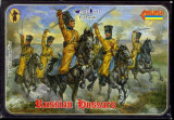 Set soldati Russian Hussars - Crimean War  scara 1:72