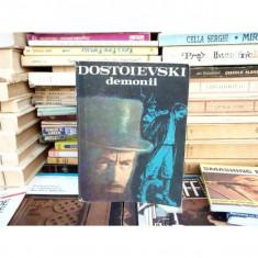 Demonii, Dostoievski, 1981 - Roman