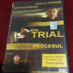 XXP DVD FILM PROCESUL - Film drama Altele, Romana