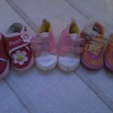 Trei perechi de adidasi pentru copii Disney Baby marimea 18 - Super Pret