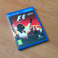 Joc PS Vita - Formula 1 F1 2011 - Jocuri PS Vita, Curse auto-moto