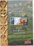 Pliant- 10 ani de la aderarea Romaniei la NATO -2014