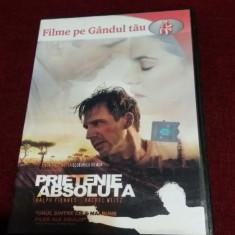 XXP DVD FILM PRIETENIE ABSOLUTA - Film actiune Altele, Romana