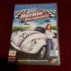 XXP DVD FILM HERBIE MASINA BUCLUCASA - Film comedie Altele, Romana