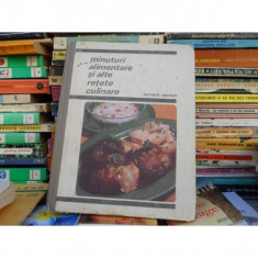 Minuturi alimentare si alte retete culinare, Lucretia Oprean