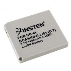 Acumulator tip Canon NB-4L 1400mAh Li-ion ( INSTEN ) - Baterie Aparat foto