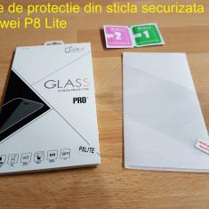 Folie de protectie din sticla securizata Huawei P8 Lite