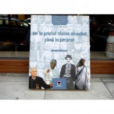 DE LA PRIMUL RAZBOI MONDIAL PANA IN PREZENT, Larousse - Album Arta