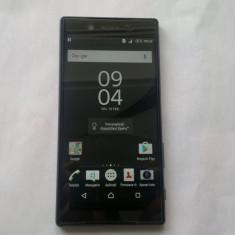 Sony Xperia Z5 dual sim E6633 - Telefon mobil Sony, Negru, Neblocat