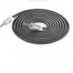 Cablu adaptor Audio AUX Jack - Jack 3.5mm stereo pentru Audi / VW / BMW /Skoda - Conectica auto