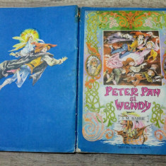 Peter Pan si Wendy - J.M. Barrie/ ilustratii Livia Rusz - Carte de povesti