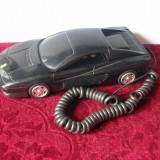 TELEFON FIX SUB FORMA DE MASINA FERARI