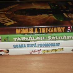 Pachet Filme Comedie (4 DVD-uri) - Film comedie, Romana