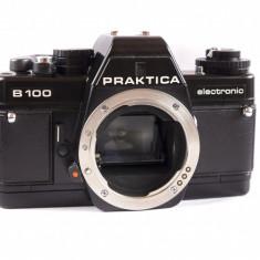 Aparat foto film Praktica B100 stare buna functional 100% - Aparat Foto cu Film Praktica