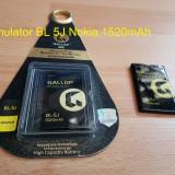 Acumulator BL-5J Nokia , 1520mAh