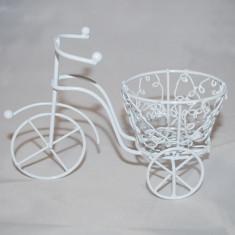 Marturii Nunta/botez Bicicleta metalica cos rotund, CEL MAI MIC PRET metal
