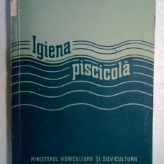 I. Radulescu - Igiena piscicola