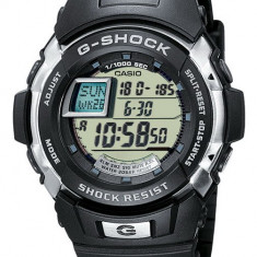 Casio G-7700-1ER G-Shock ceas barbati nou 100% original. Livrare rapida. - Ceas barbatesc Casio, Sport, Quartz, Inox, Cauciuc, Cronograf