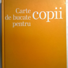 Carte de bucate pentru copii {Corint, 2009}