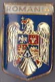 Insigna Romania , stema tarii
