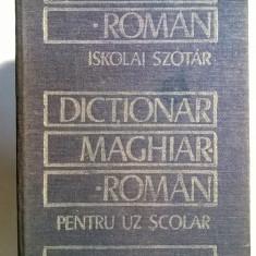 Kelemen Bela – Dictionar maghiar-roman pentru uz scolar