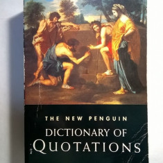J. M. and M. J. Cohen - The New Penguin Dictionary of Quotations