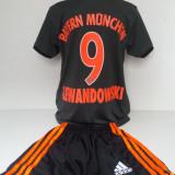 Echipament sportiv fotbal copii Bayern Munchen Lewandowski marimea 104-116, Alta