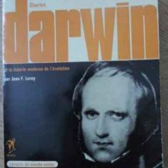 Charles Darwin Et La Theorie Moderne De L'evolution - Jean F. Leroy, 393611 - Carti Agronomie