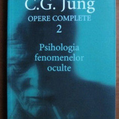 C. G. Jung - Opere complete, vol. 2 - Psihologia fenomenelor oculte - Carte Psihologie