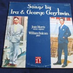 Joan Morris & William Bolcom - Songs by Ira & George Gershwin _vinyl, LP, SUA - Muzica Folk Altele, VINIL