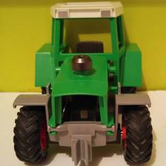 Tractor Playmobil Geobra Billy Turbomatik, 1992, 10x10x15cm - Vehicul